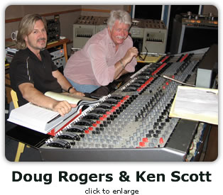 Doug Rogers and Ken Scott