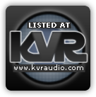 Listed at KVR
